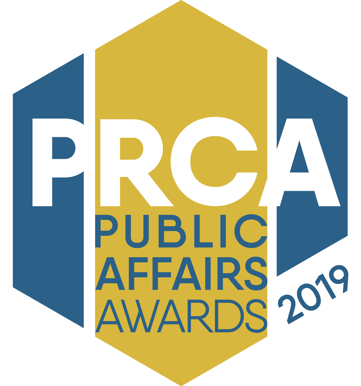 PRCA Public Affairs Awards 2019