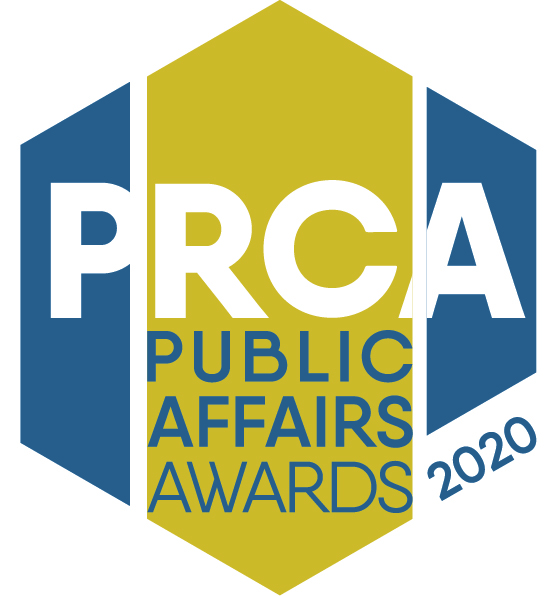 PRCA Public Affairs Awards 2020